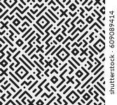 seamless geometric pattern....   Shutterstock .eps vector #609089414