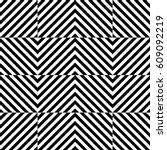 vector seamless pattern.... | Shutterstock .eps vector #609092219