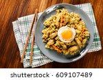 Fried Rice Nasi Goreng With...