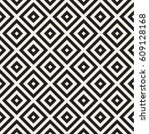 repeating geometric stripes... | Shutterstock .eps vector #609128168