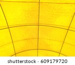 Yellow Canvas Tent