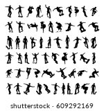 a big set of high quality... | Shutterstock .eps vector #609292169