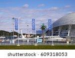adler  russia   november 1 ... | Shutterstock . vector #609318053