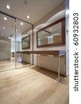 modern designer corridor | Shutterstock . vector #60932803
