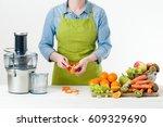 anonymous woman wearing an... | Shutterstock . vector #609329690