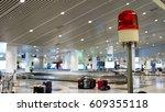 siren light of a cart or car... | Shutterstock . vector #609355118