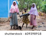 editorial use. even facing poor ... | Shutterstock . vector #609398918