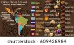 vector infographic concept ... | Shutterstock .eps vector #609428984