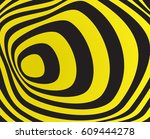 abstract color background with... | Shutterstock .eps vector #609444278