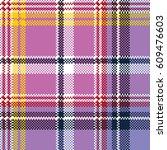Pink Purple Plaid Pixel Texture ...