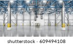 concept of warehouse. the... | Shutterstock . vector #609494108