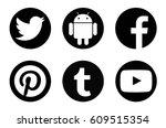 valencia  spain   march 23 ... | Shutterstock . vector #609515354