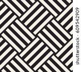 repeating geometric stripes... | Shutterstock .eps vector #609542909