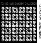 top 100 vector collection of... | Shutterstock .eps vector #609547844