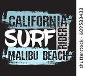 creative quote typographical... | Shutterstock .eps vector #609583433