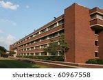 university dormitory building | Shutterstock . vector #60967558