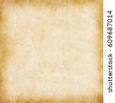 old paper texture | Shutterstock . vector #609687014