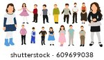 vector  illustrations ... | Shutterstock .eps vector #609699038