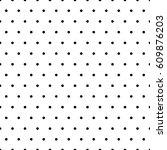 seamless surface pattern design ... | Shutterstock .eps vector #609876203