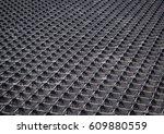cement roof texture  | Shutterstock . vector #609880559