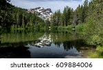 Sierra Butte Reflection