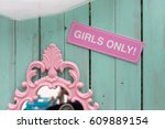 photo booth backdrop  party... | Shutterstock . vector #609889154