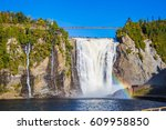 the magnificent rainbow plays...   Shutterstock . vector #609958850