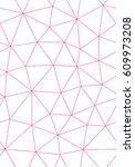 technology lines seamless...   Shutterstock .eps vector #609973208