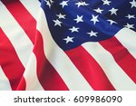 Flag Of The United States Of...