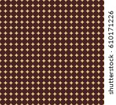 seamless geometric vector...   Shutterstock .eps vector #610171226