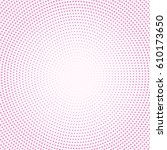 geometric modern vector pattern.... | Shutterstock .eps vector #610173650