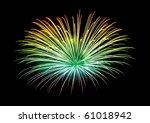 Beautiful Fireworks Display At...