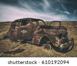 Wrecked Oldtimer              ...