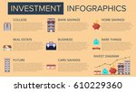 investment in yourself... | Shutterstock .eps vector #610229360