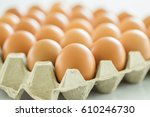 eggs | Shutterstock . vector #610246730