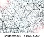 abstract geometrical background ... | Shutterstock . vector #610335650