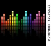 Digital Colorful Equalizer...