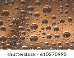 abstract texture of blurry... | Shutterstock . vector #610370990