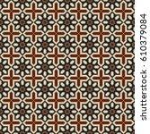 seamless geometric color...   Shutterstock .eps vector #610379084