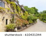 Old English Cottages With...