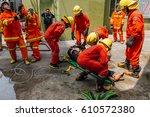 phra nakhon si ayutthaya  ... | Shutterstock . vector #610572380
