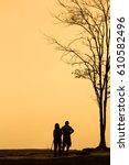 forever  | Shutterstock . vector #610582496