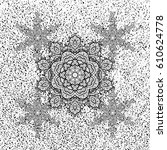 seamless pattern for adult... | Shutterstock .eps vector #610624778