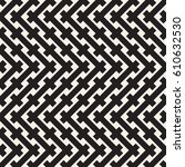 weave seamless pattern.... | Shutterstock .eps vector #610632530
