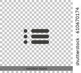 simple check list icon.