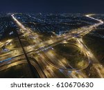 the road | Shutterstock . vector #610670630