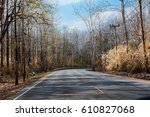 the route    Shutterstock . vector #610827068
