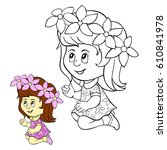 Coloring Page For Children A...