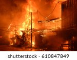 Building On Fire Big Fires News