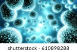 cell. | Shutterstock . vector #610898288